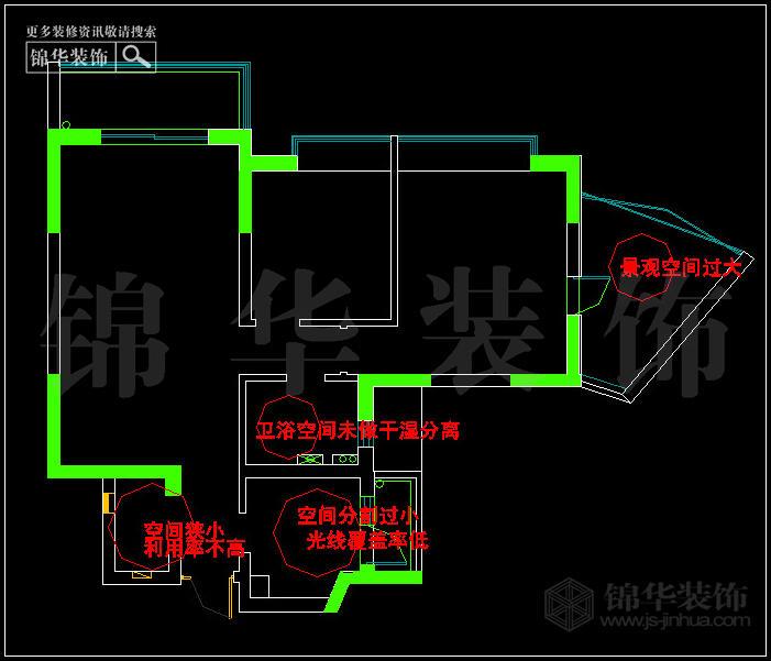 <strong><a href='http://www.js-jinhua.com/Unit-show-id-37/' target='_blank' class='strong'>星雨华府</a></strong>22幢 户型