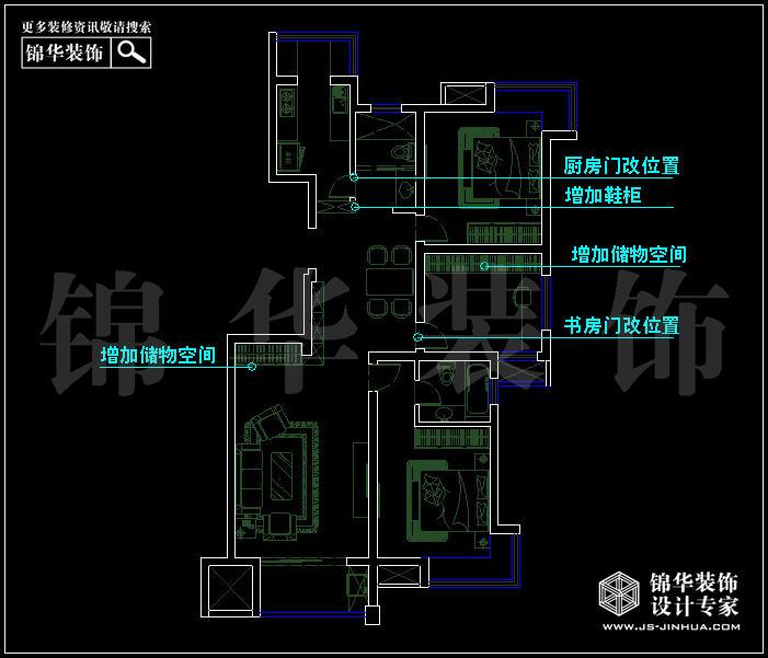 <strong><a href='http://www.js-jinhua.com/Unit-show-id-74/' target='_blank' class='strong'>金陵尚府</a></strong>F5户型 户型