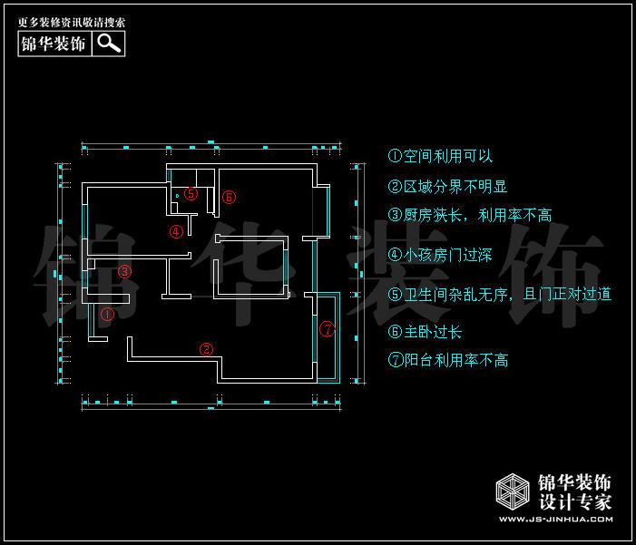 <strong><a href='http://www.js-jinhua.com/Unit-show-id-173/' target='_blank' class='strong'>大发凯鸿隽府</a></strong>126平米 户型