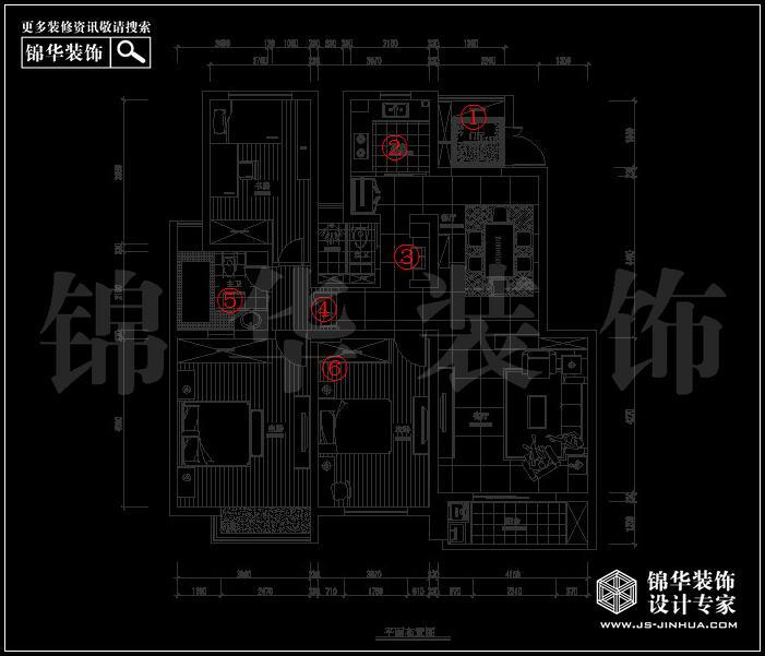 <strong><a href='http://www.js-jinhua.com/Unit-show-id-173/' target='_blank' class='strong'>大发凯鸿隽府</a></strong>138平米 户型