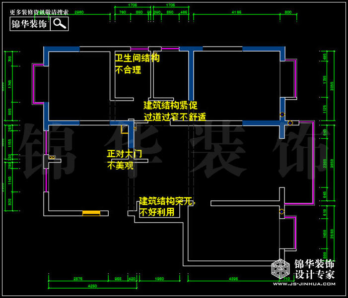 <strong><a href='http://www.js-jinhua.com/Unit-show-id-78/' target='_blank' class='strong'>皇册家园</a></strong>9栋128平米 户型