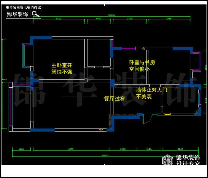 <strong><a href='http://www.js-jinhua.com/Unit-show-id-78/' target='_blank' class='strong'>皇册家园</a></strong>108平米 户型