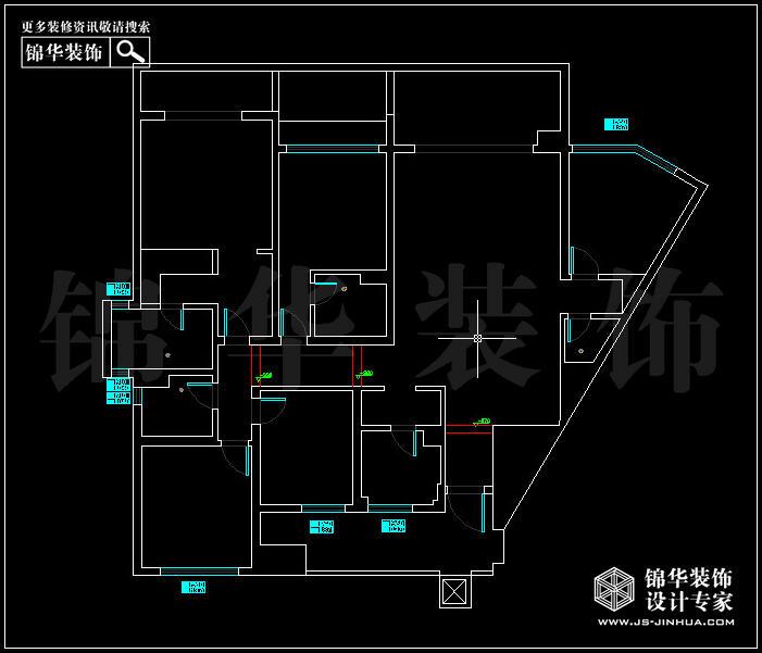 金地名京 户型