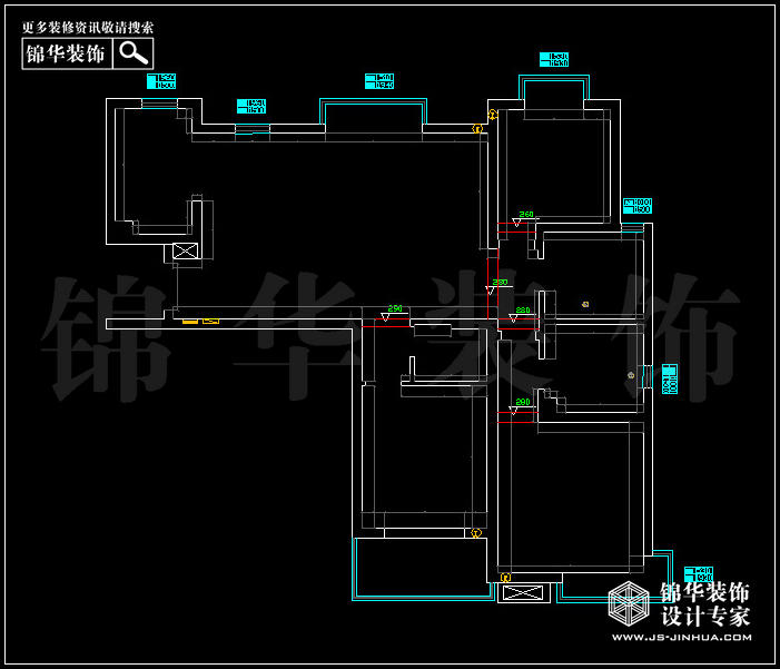 <strong><a href='http://www.js-jinhua.com/Unit-show-id-l2/' target='_blank' class='strong'>西堤国际</a></strong>西堤坊5栋 户型