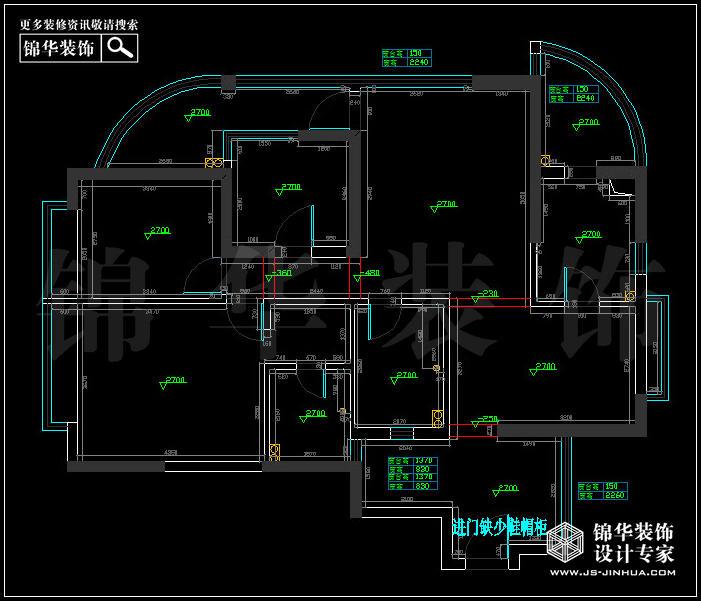 <strong><a href='http://www.js-jinhua.com/Unit-show-id-37/' target='_blank' class='strong'>星雨华府</a></strong>19栋 户型