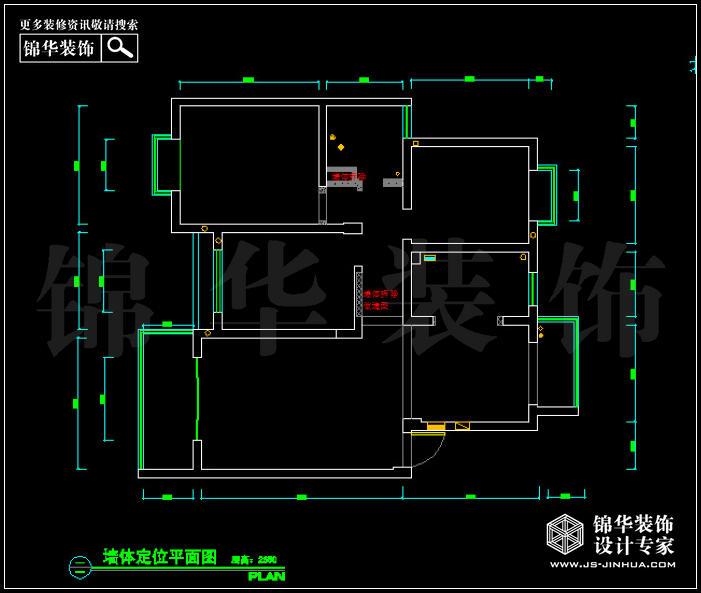 <strong><a href='http://www.js-jinhua.com/Unit-show-id-53/' target='_blank' class='strong'>香樟园</a></strong>120平米 户型