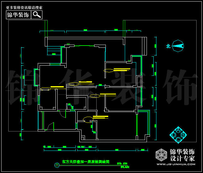 <strong><a href='http://www.js-jinhua.com/Unit-show-id-l4/' target='_blank' class='strong'>东方天郡</a></strong>一期叠加 户型