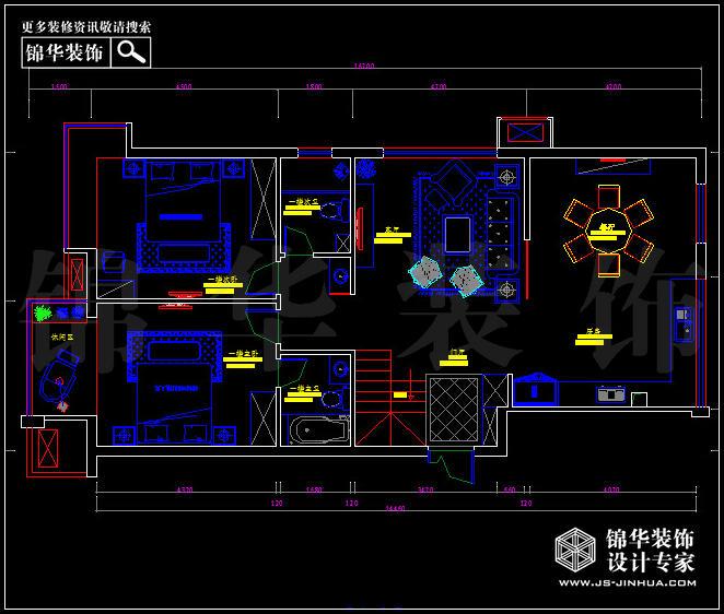 <strong><a href='http://www.js-jinhua.com/Unit-show-id-74/' target='_blank' class='strong'>金陵尚府</a></strong>A5180平方 户型