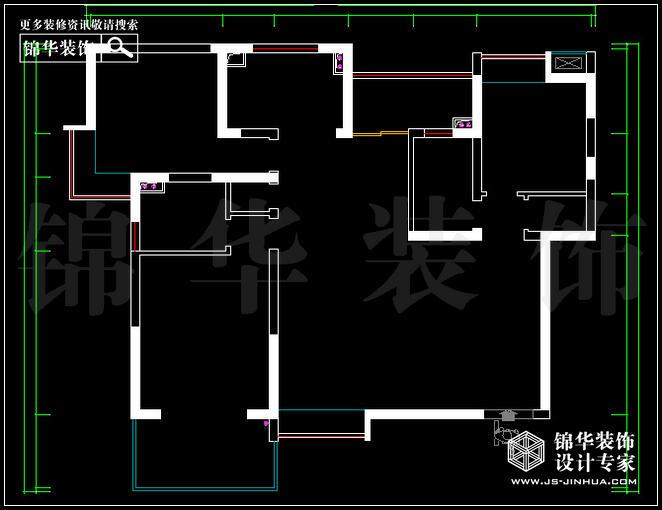 雅居乐149平米 户型