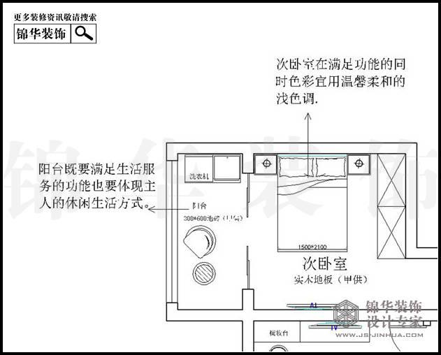 苏宁睿城4栋I户型135平米 户型