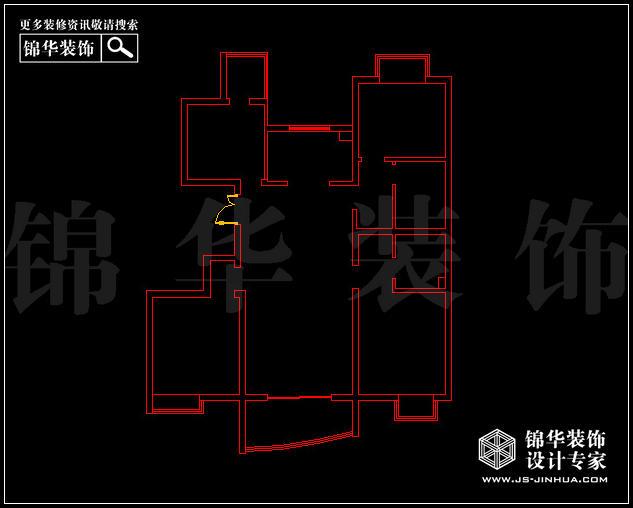 亚东观云国际B3户型139平方 户型