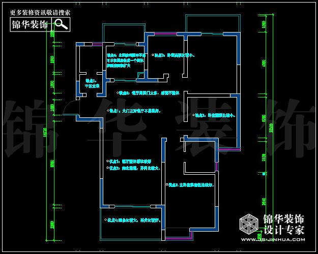工程兵学院二期145平米 户型