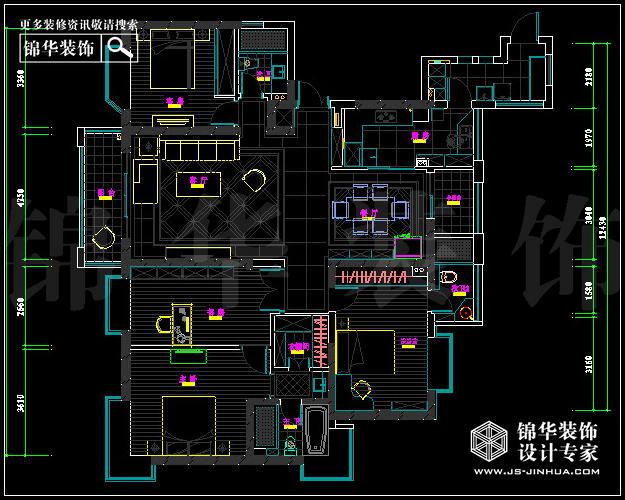 南京装修设计图