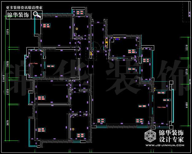 户型 户型图 平面图 625_500