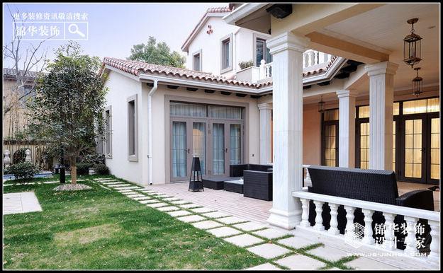 玛斯兰德装修图片-别墅图片大全-欧式古典风格-南京