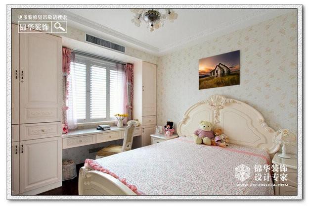 卧室装修效果图-装修图片-南京锦华装饰设计公司