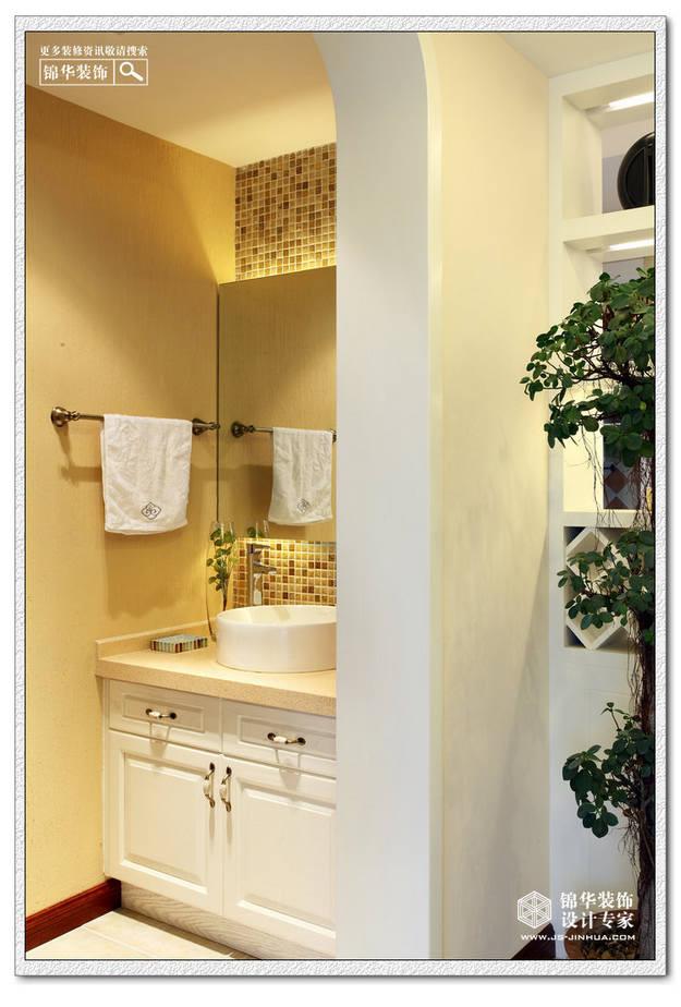 欧式家具洗手间