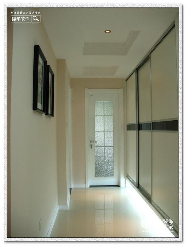 大华锦绣华城桂美颂装修图片-三室两厅装修效果图