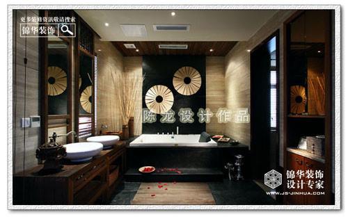 奥斯博恩装修图片-别墅图片大全-新中式风格-南京
