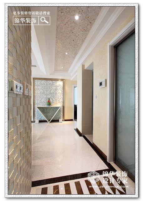 金陵尚府 邂逅奢华 现代简约风格 三室两厅装修实景效果图