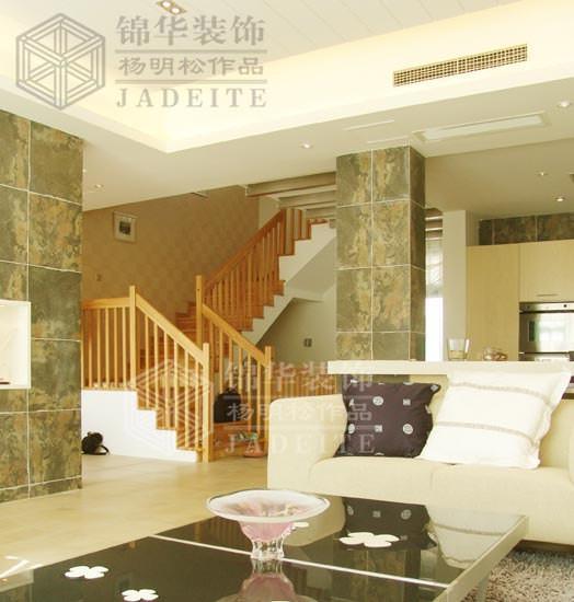 东湖丽岛 装修图片-别墅图片大全-现代简约风格-南京