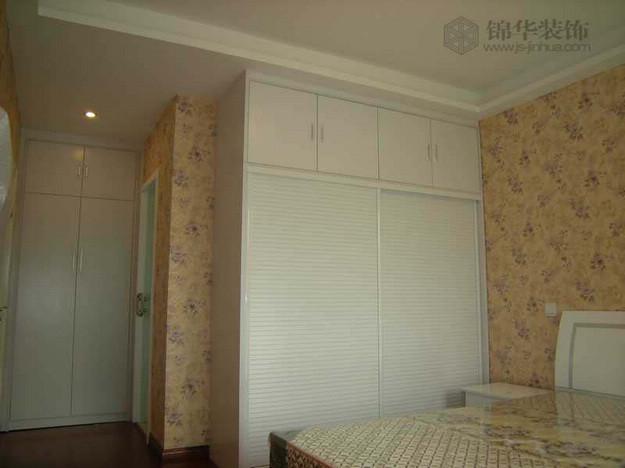 长方形卧室衣柜 欧式