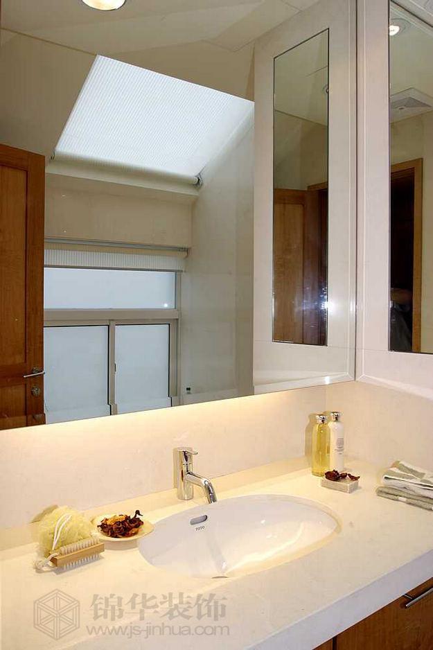 欧式家居装修效果图:卫浴干区的设计; 卫浴干区的设计; 豪华欧式装修