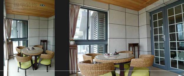 阳光房-装修图片-南京锦华装饰设计公司