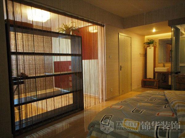w装修图片 三室两厅装修效果图 现代简约风格 扬州锦华装饰